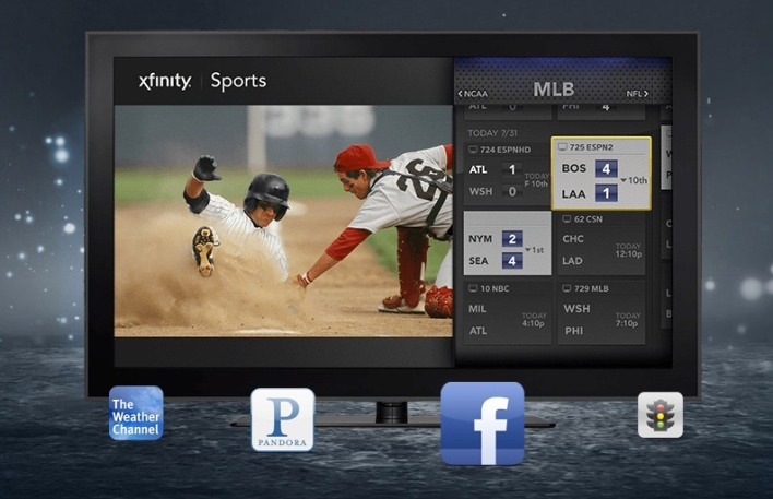 Netflix CEO Reed Hastings would love to have his company's app on Comcast's X1 cable box - if the terms are right.