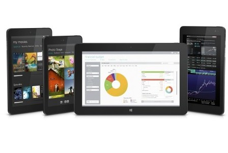 Dell Venue Pro tablets