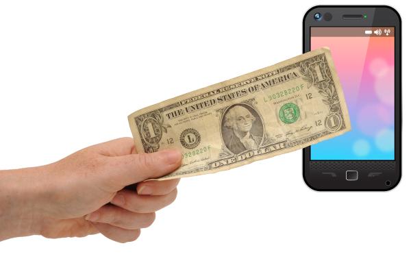 dollar-cell-phone