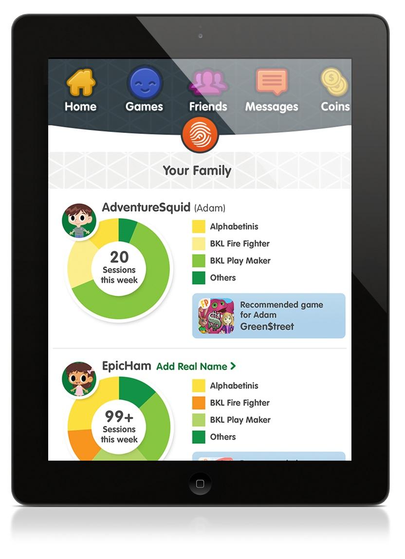 fingerprint parents