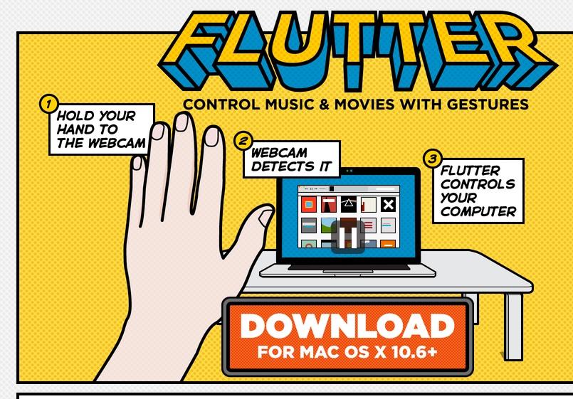 flutter feature art
