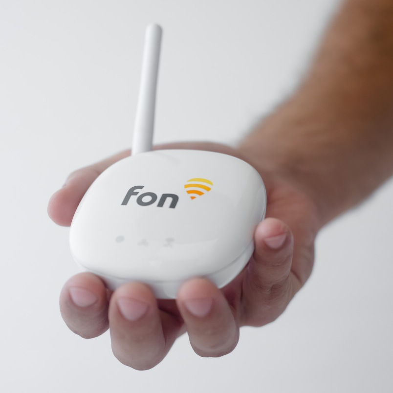 Fonera Scale shared Wi-Fi router
