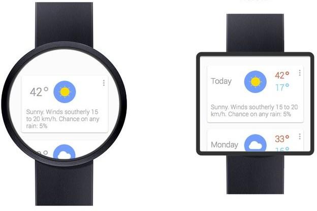 Google Now Watch