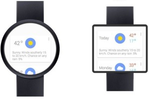 Google Now Watch