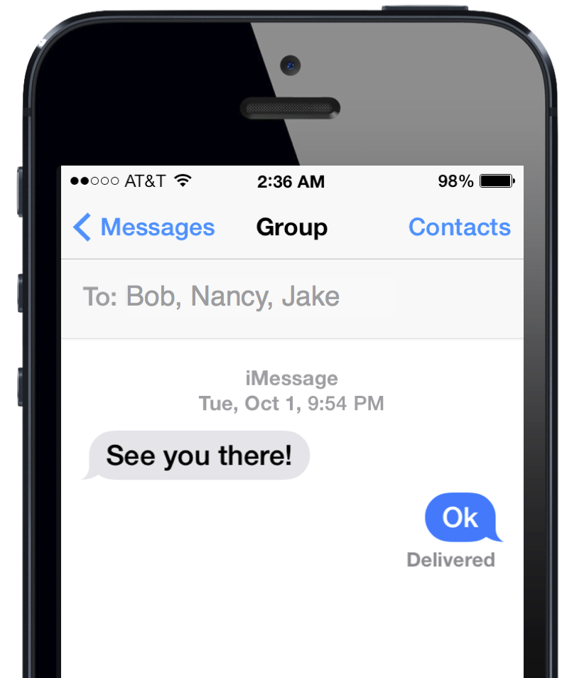 Group Messaging