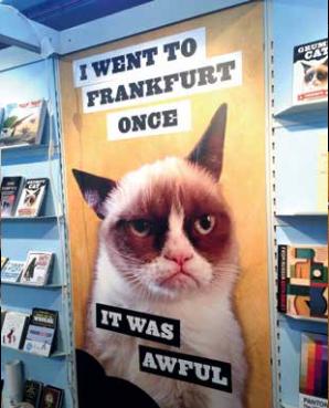 grumpy cat frankfurt