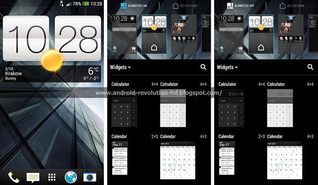 HTC Sense 5.5