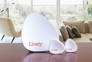 A sensor-packed home monitoring kit from Lively.