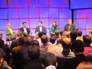 EmTech 2013 big data panel