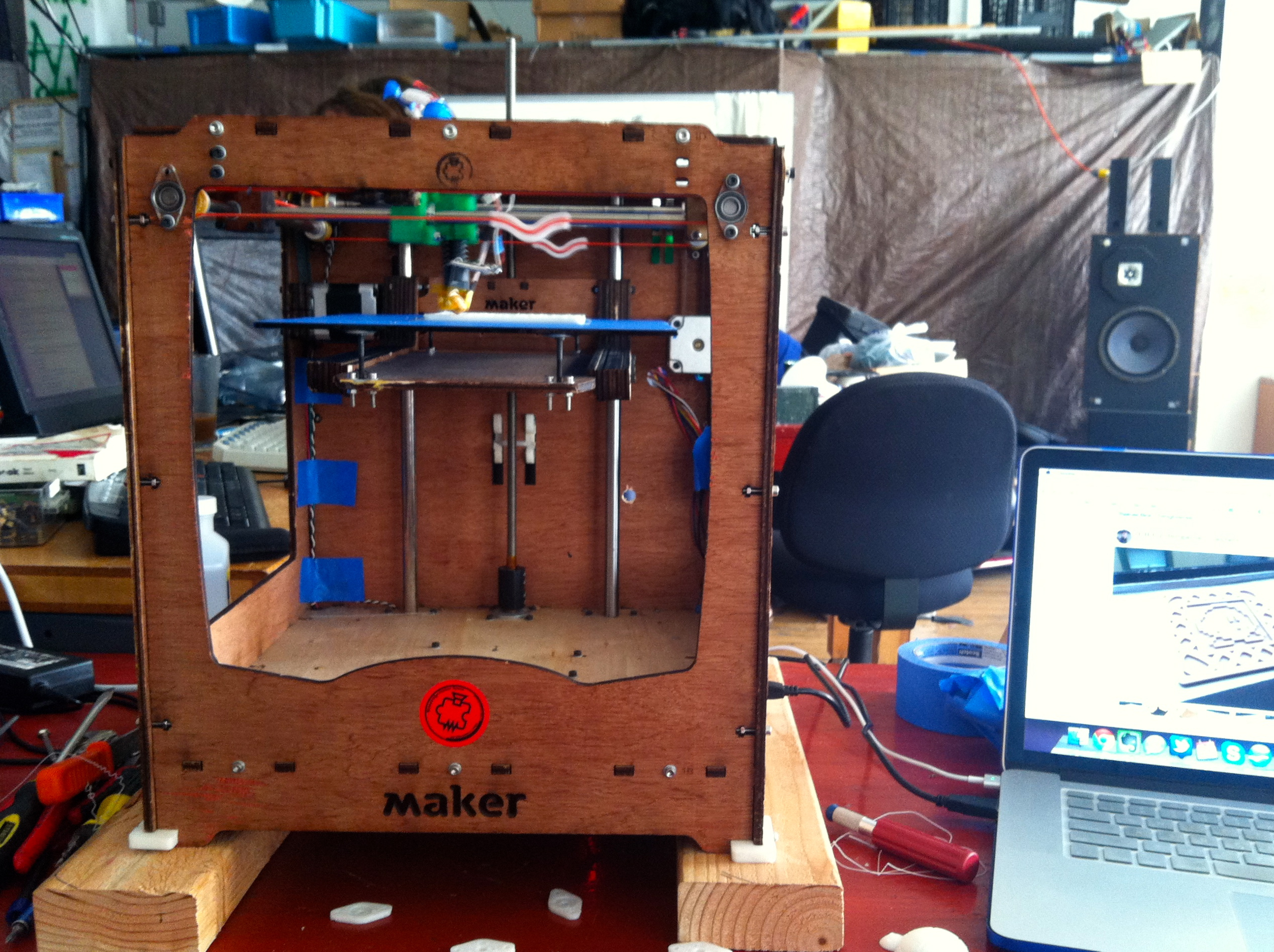 Noisebridge Ultimaker