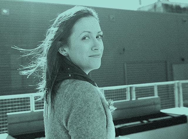 Julie Horvath, Designer, GitHub