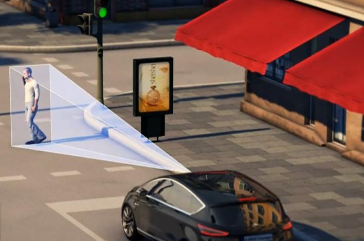 Ford Obstacle avoidance autonomous car