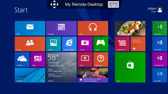 microsoft remote desktop ios