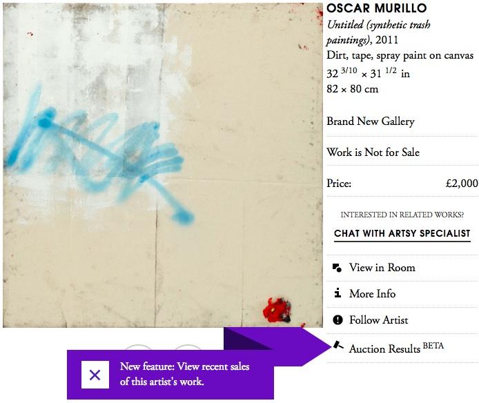 murillo artsy