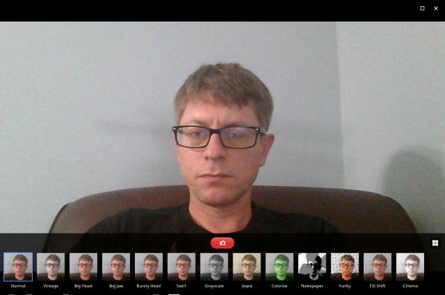 New Camera app Chrome OS