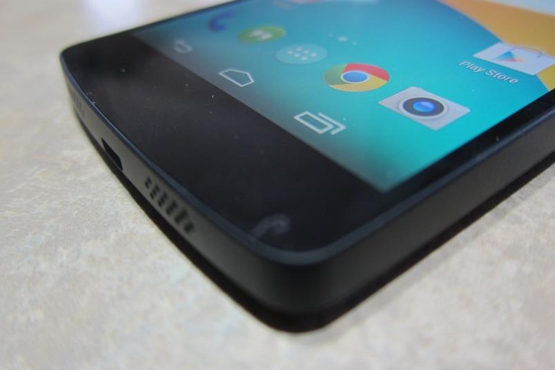 Nexus 5 angle