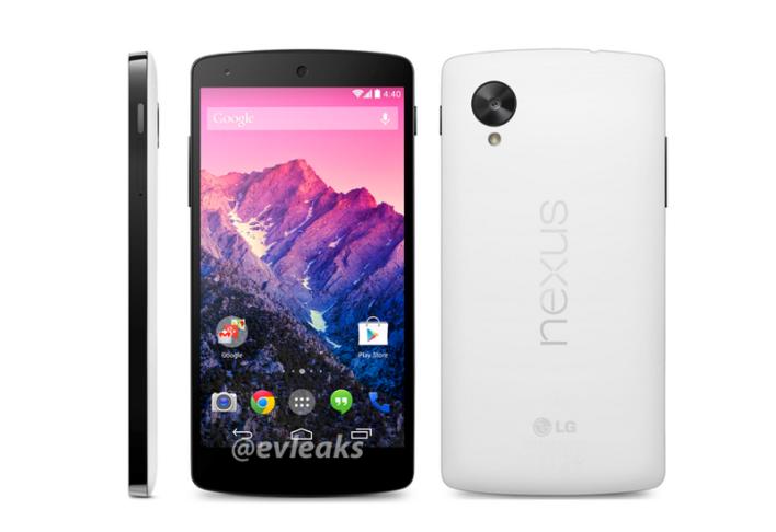 Nexus 5 white