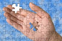 puzzle hand