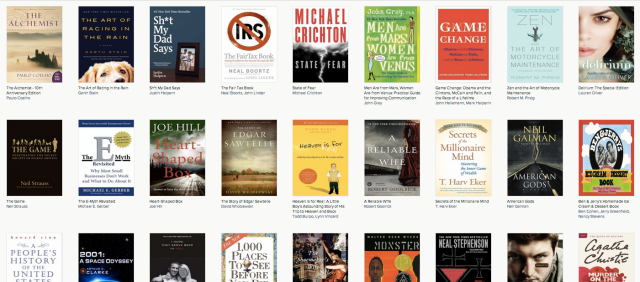Scribd subscription