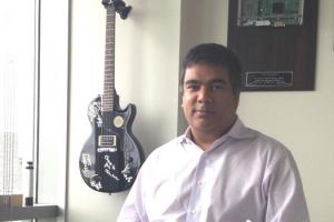 Vish Nandlall, North American CTO, Ericsson