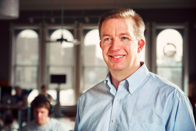 SmartThings CEO and co-founder Alex Hawkinson.