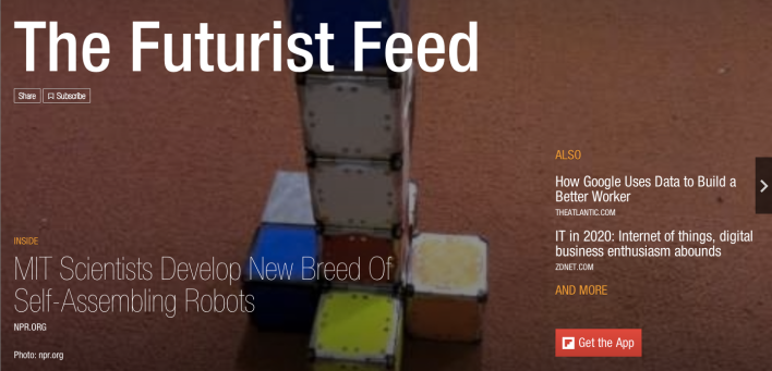 Cisco futurist feed Flipboard