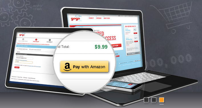 amazon login and pay