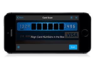 mobile payment via camera