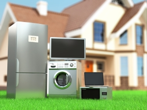 Home appliances, connected home, internet of things