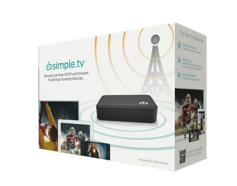 simpletv packaging