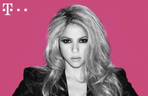 T-Mobile Shakira