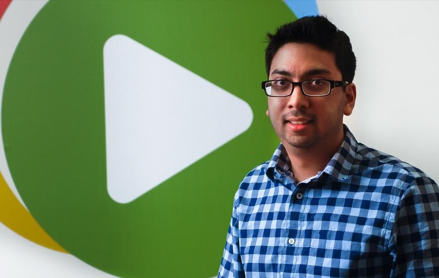 Runnable founder Yash Kumar