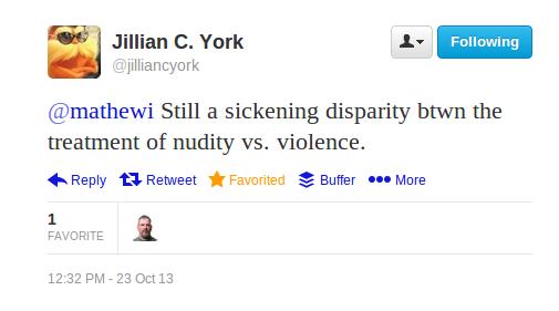 York tweet