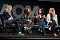 Katie Fehrenbacher Kirsten Green Forerunner Ventures Jess Lee Polyvore Ilana Stern Weddington Way Roadmap 2013