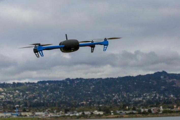 3D Robotics Iris drone