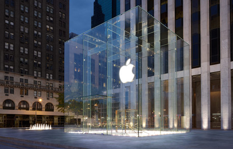 Apple Store 5th ave