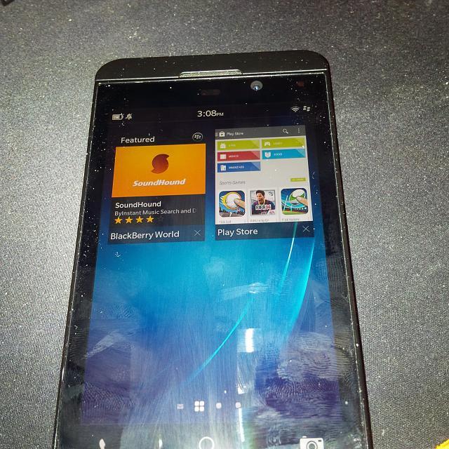BB10 Google Play 2