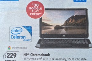Best Buy Chromebook 14