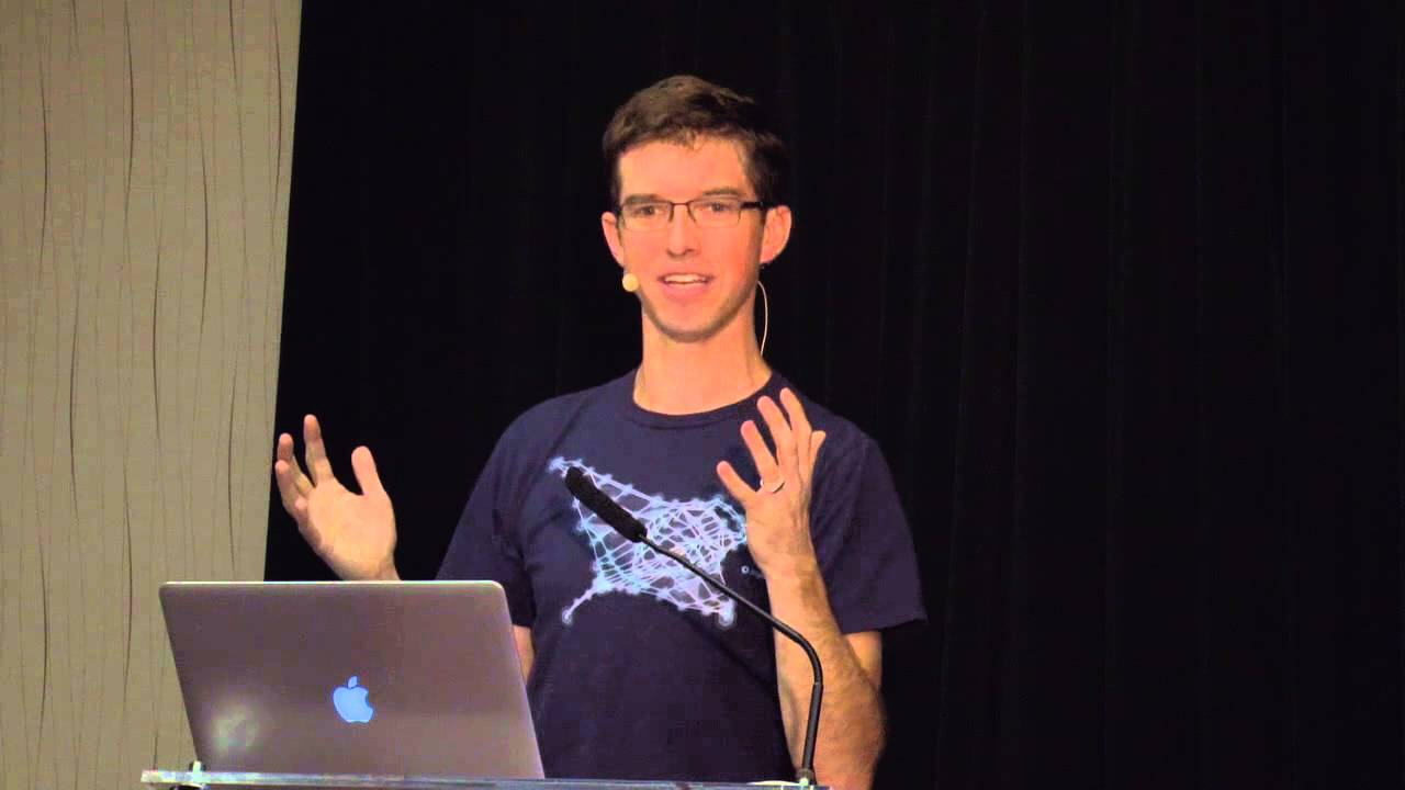Bryan Cantrill, SVP of engineering for Joyent