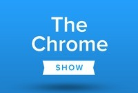 chrome show logo