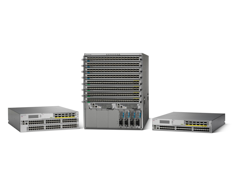 Cisco Nexus 9000 Switch Family