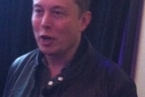 Tesla Founder Elon Musk: A Gas Car is Five TImes More Likely to Catch Fire than a Tesla