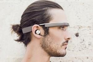 Google Glass earbud