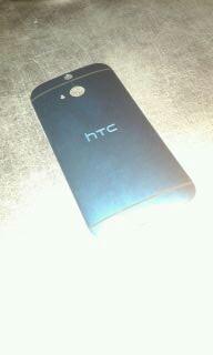 HTC M8 leak back