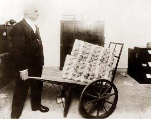 hyperinflation germany