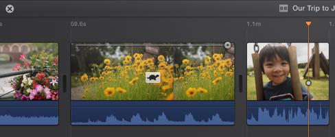 iMovie Slow Motion Effect