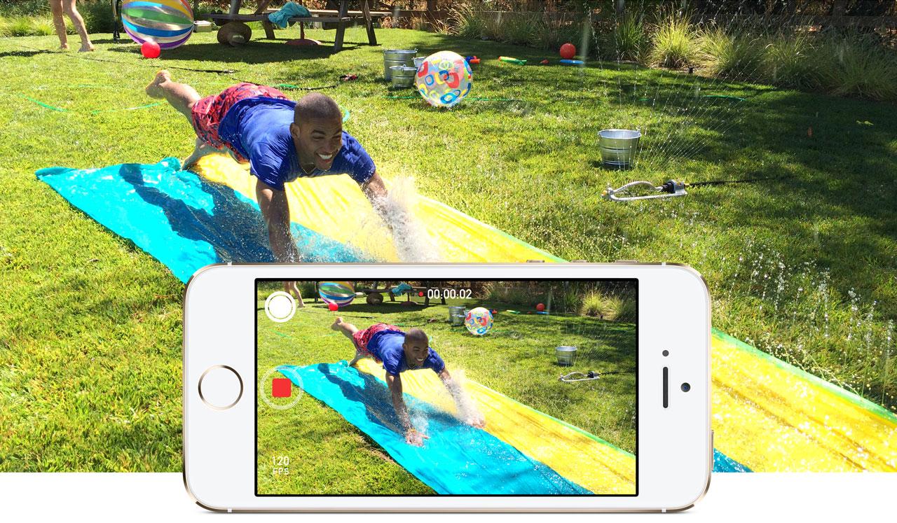 iPhone 5S Slo-Mo Video Recording