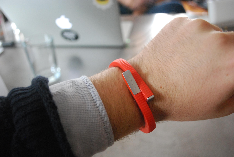 Jawbone UP24 wrist