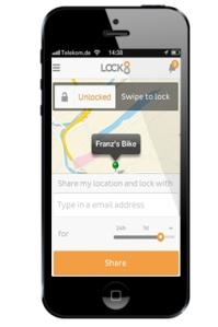 Lock8 app
