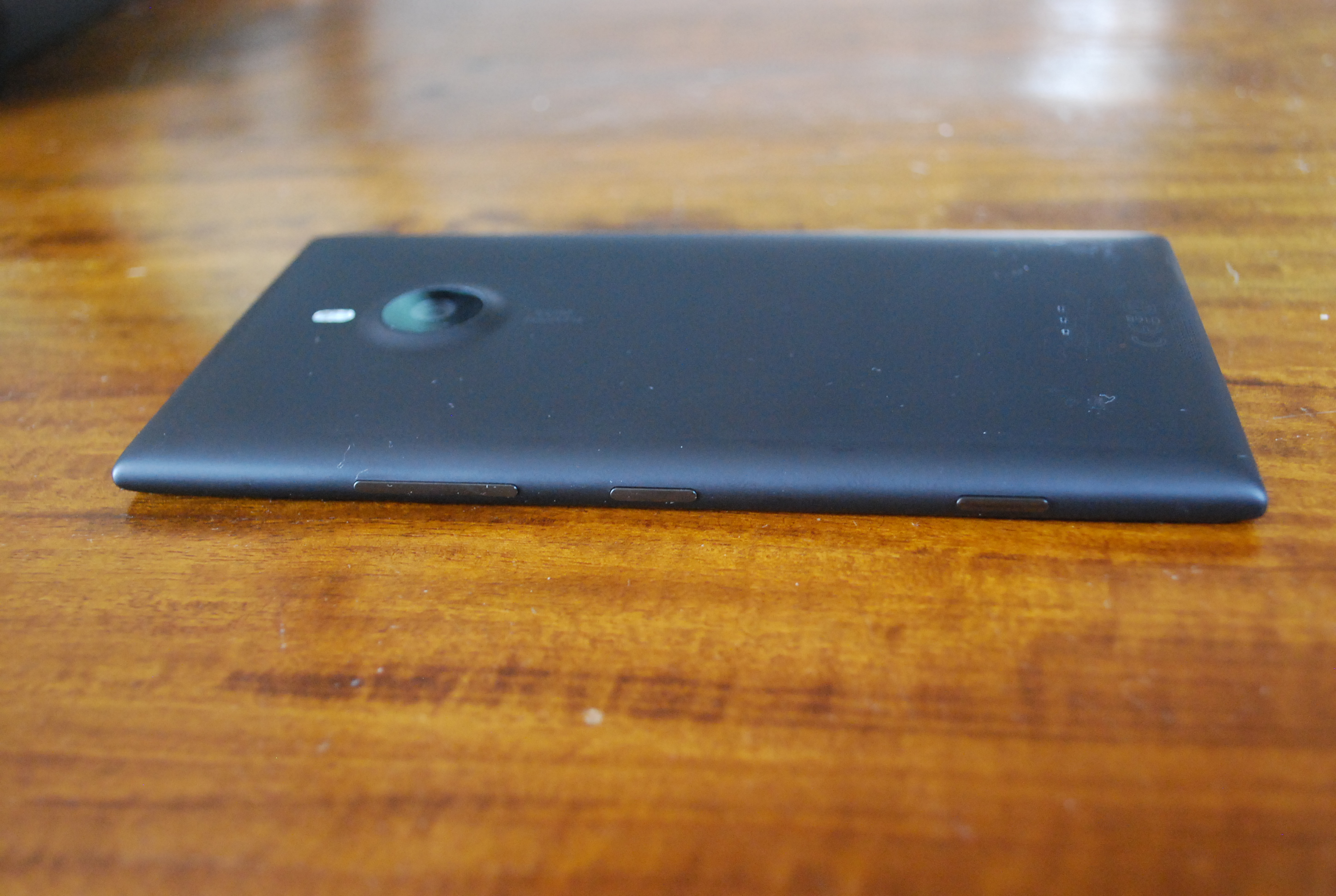 Lumia 1520 buttons